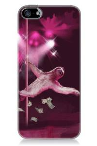 Stripper Sloth Phone Cover