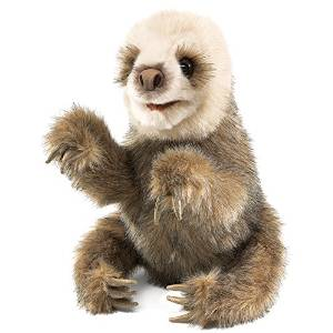Sloth Hand Puppet