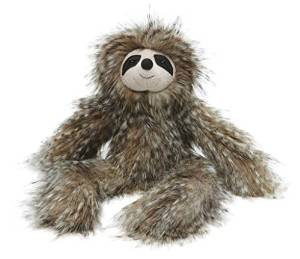 Fluffy Sloth Teddy
