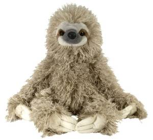 Cuddly Sloth Teddy