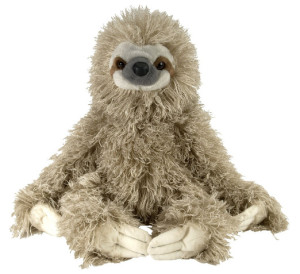 Cute Sloth Teddy Toy