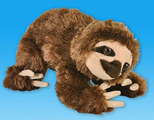Soft Sloth Plush Toy