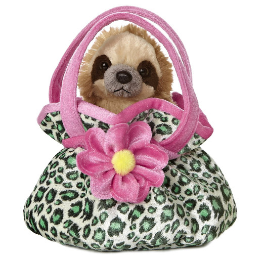 Sloth In A Purse