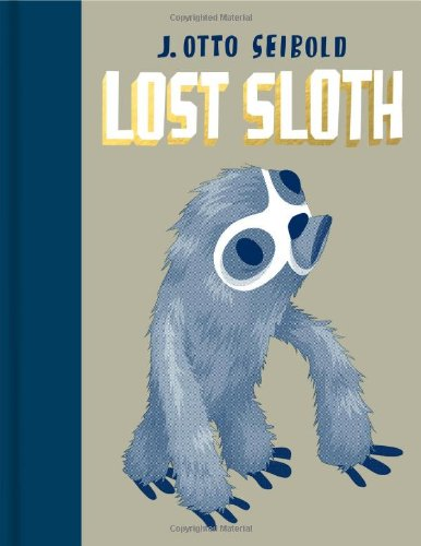 Funny Sloth Book