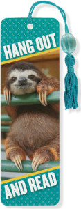 Sloth Bookmark
