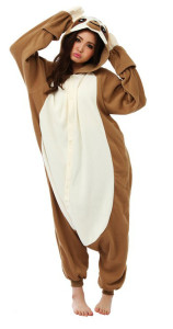 Sloth Kigurumi - Sloth Costume