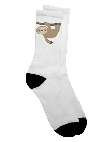 Cute Sloth Socks