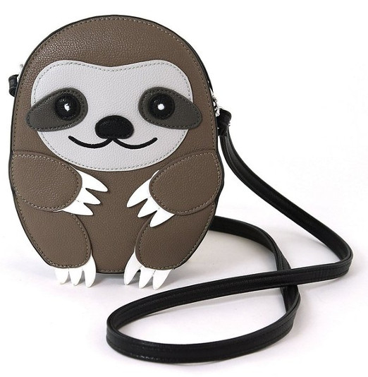 Sloth Crossbody Bag