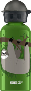 Green Steve The Sloth Water Bottle