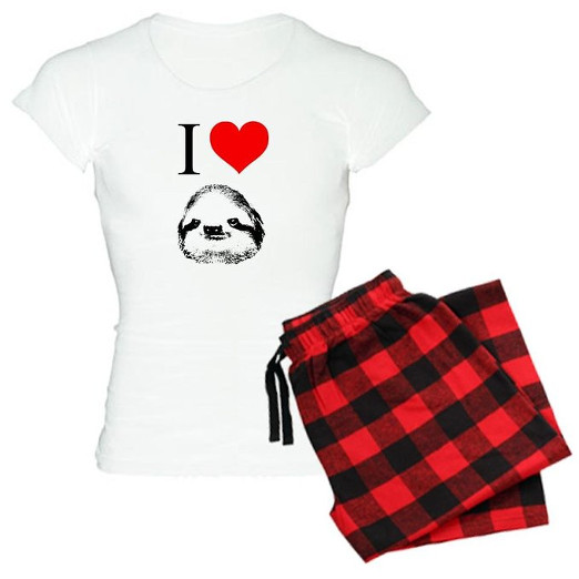 Women's Sloth Pajamas