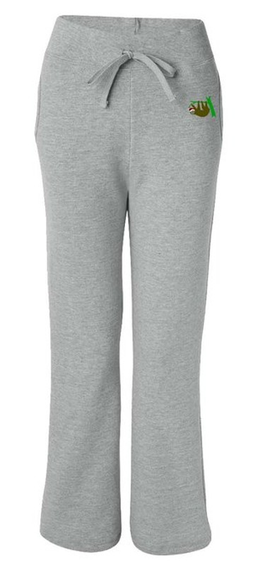 Gray Sloth Pants - Joggers