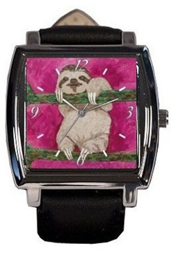 Stylish Sloth Watch