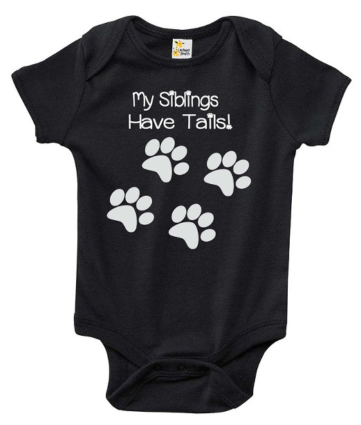 Cute and Funny Baby Clothes