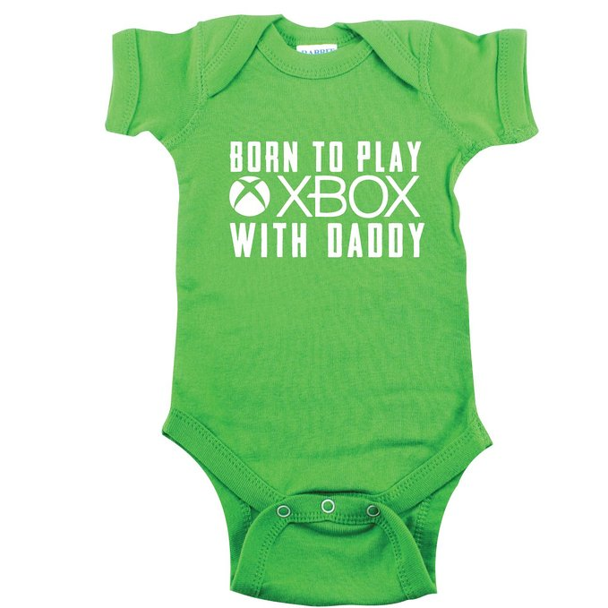 Xbox Funny Baby Clothes For Boys