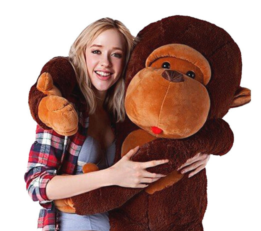Giant Monkey Plush Toy