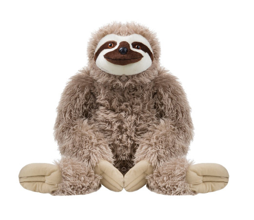 Giant Stuffed Sloth Plush Toy