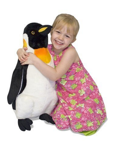 Cute Giant Stuffed Penguin Plush