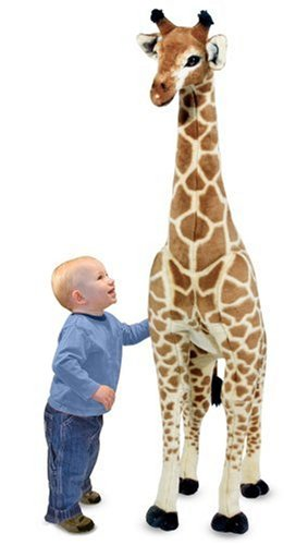 Tall Stuffed Animal Giraffe Toy