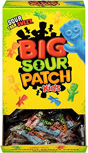 Big Sour Patch Halloween Candy
