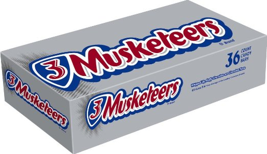 Musketeers Chocolate Halloween Candy