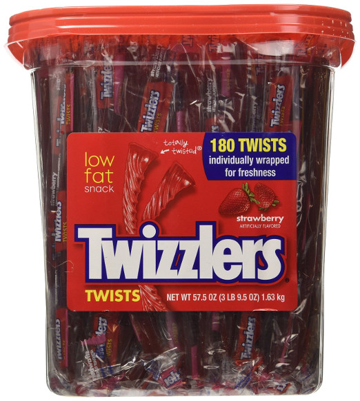 Twizzlers Licorice Halloween Candy