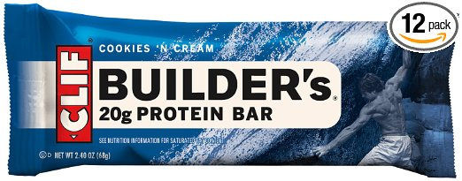 Builder's Protein Bar Halloween Candy
