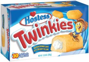Twinkies Halloween Candy