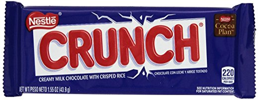 Crunch Halloween Candy