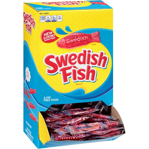 Swedish Fish Halloween Candy