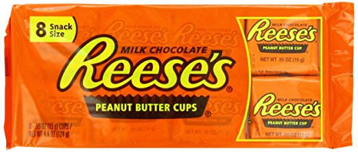 Reese's Peanut Butter Cups Halloween Candy