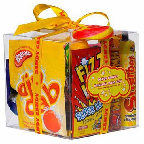 Retro Sweet Box Halloween Candy