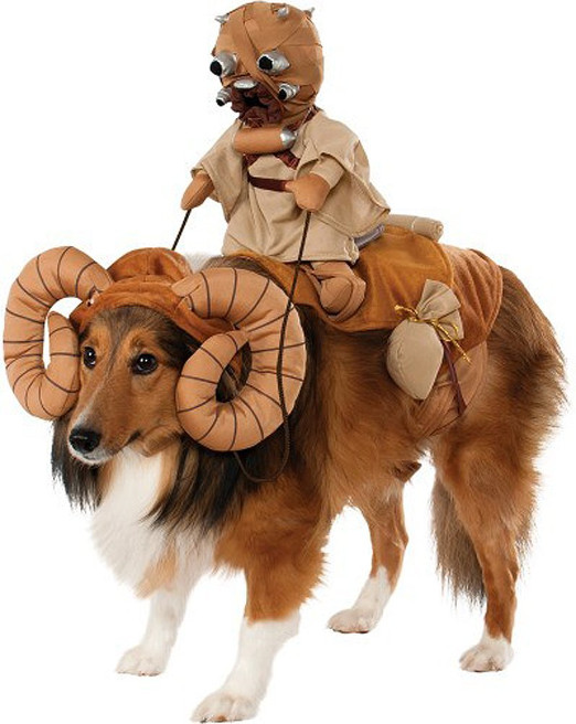 Funny Star Wars Pet Costume