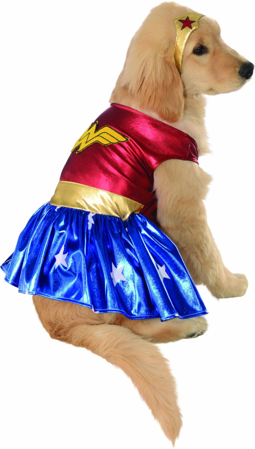 Super Hero Pet Costume