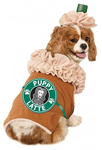 Ice Coffee Pet Dog Costume