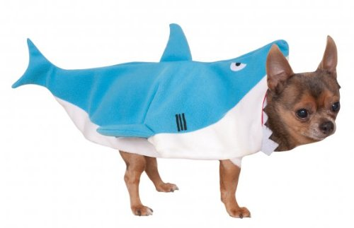 Funny Shark Pet Costume