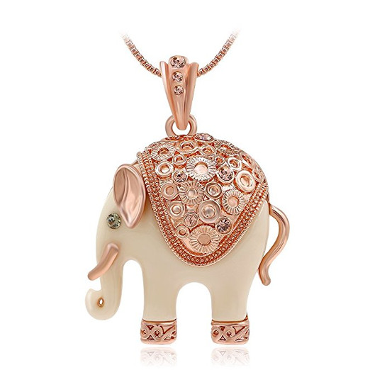 Gorgeous Elephant Necklace Charm