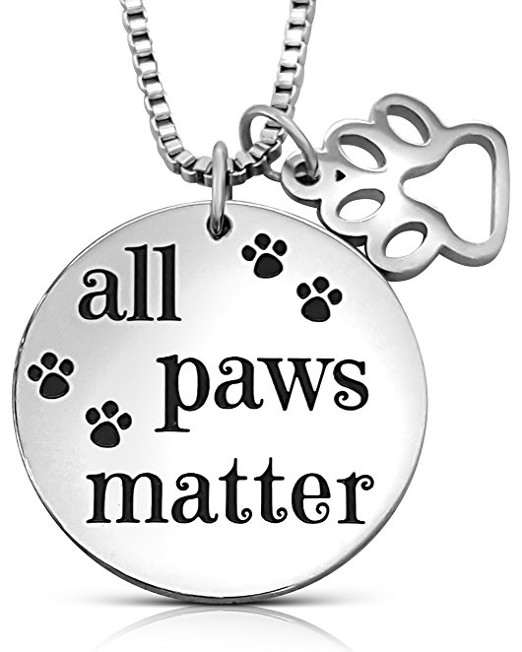 Inspirational Animal Necklace Charm