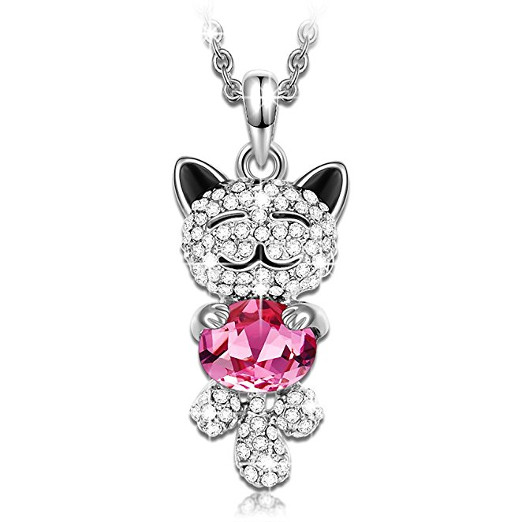 Dazzling Cat Necklace