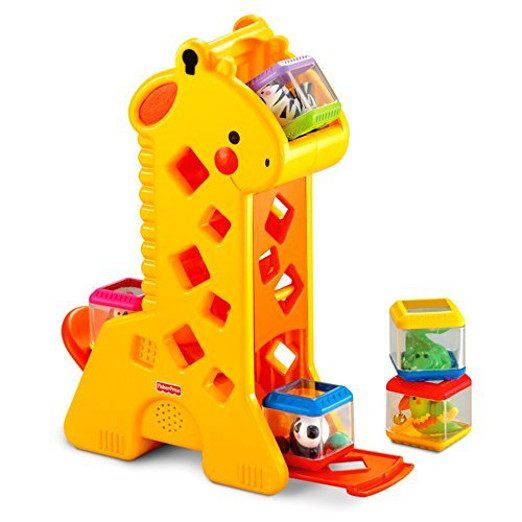 Fisher Price Giraffe Toy For Kids