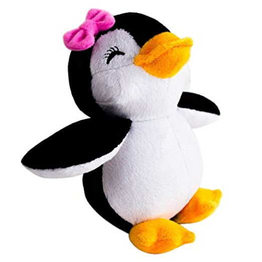 Baby Girl Plush Penguin Toy