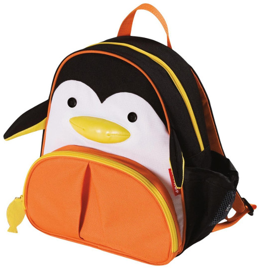 Cute Toddler Penguin Backpack