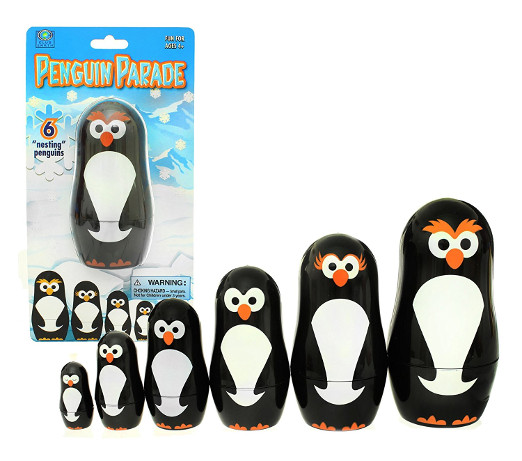 Penguin Parade Toy