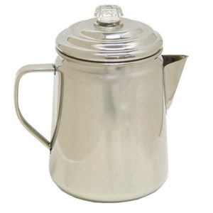 Camping Outdoors Coffee Pot