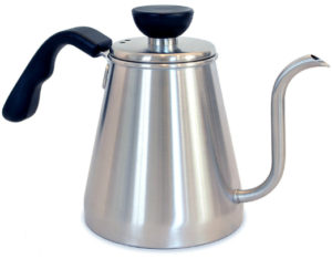 Outdoor Camping Gooseneck Kettle