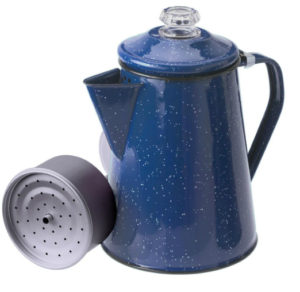 Outdoor Coffee Pot Maker