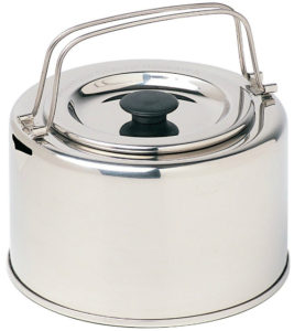 Alpine Mountain Tea Pot Kettle