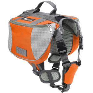 Dog Backpack Saddle Bag Harness