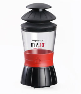 Single Cup Coffee Maker Outdoors