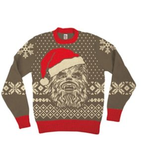 Chewie Ugly Christmas Sweater