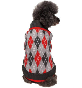 Cute Dog Sweater Vest